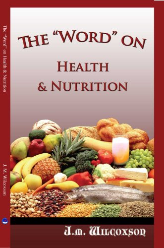 the word of health nutrition kindle edition by jannie m
