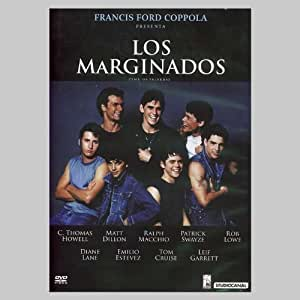 Los Marginados-the Outsiders [Alemania] [DVD]