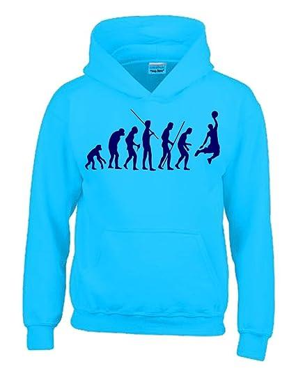 Coole-Fun-T-Shirts Sweat-shirt à capuche pour enfant, motif ... 5679216dd838