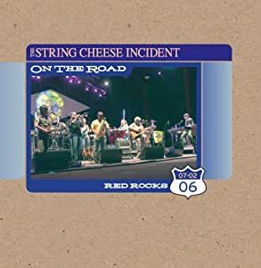 The String Cheese Incident - OTR: RED Rocks 7-02-06