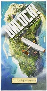 Asmodee Unlock! The Island of Doctor goorse: Amazon.es: Juguetes y juegos