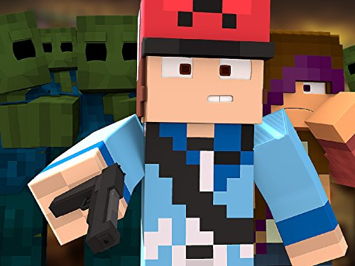 The Apocalypse (Minecraft Crafting Dead Game)