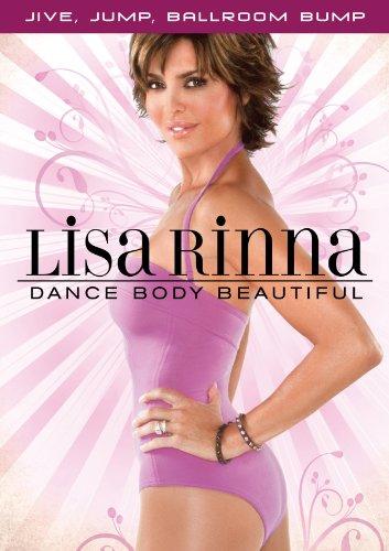Lisa Rinna Dance Body Beautiful: Jive, Jump, Ballroom Bump