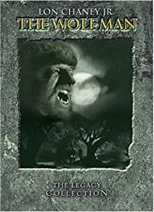 The Wolf Man - The Legacy Collection (The Wolf Man / Werewolf of London / Frankenstein Meets the Wolf Man / She-Wolf of London) (Sous-titres français)