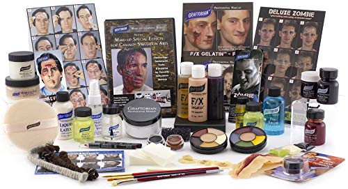 Graftobian Special FX Trauma Pro Makeup Kit (Effect Simulation)