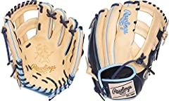 """Accept no substitutes for the carefully crafted quality of Rawlings'Heart of the Hide Series. The Rawlings Heart of The Hide ColorSync 3.0 11.5"""" Infield Baseball Glove uses some of the highest quality available leather, pro patterns, ..."""