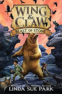 Book Cover: Wing & Claw #3: Beast of Stone