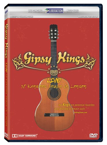 The Gipsy Kings: Live at Kenwood House in London by Liberation Ent