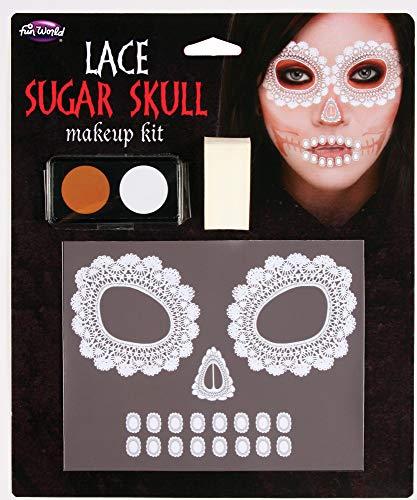 Morris Costumes Sugar Skull Kit]()