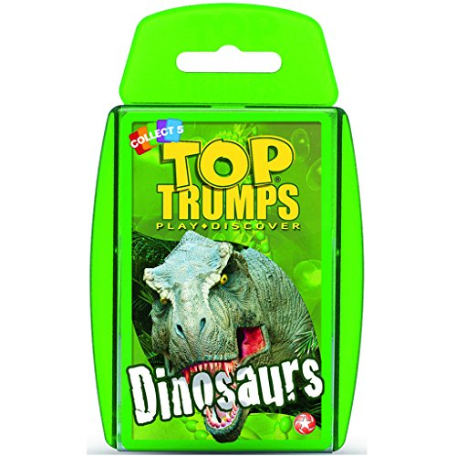 Animals, Dogs, Penguins, Cats, Bugs, Fish, Horses, Dinosaurs, Wildlife, Farm Animals Top Trumps Card Game | Educational Card Games