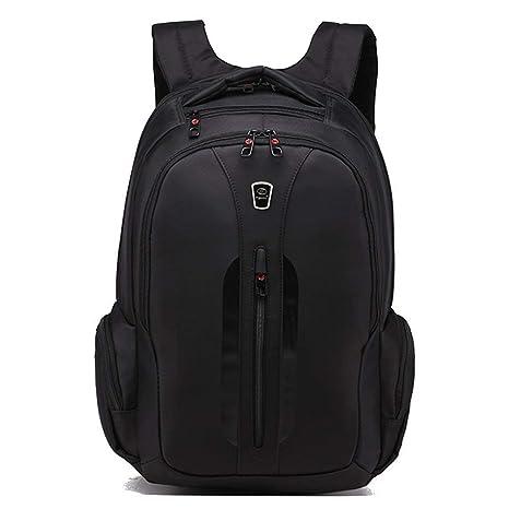SUKILIU Mochila antirrobo, portátil de Negocios Mochila, 15,6 Pulgadas de Viaje Laptop
