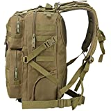 TTLIFE Military Tactical Backpack Large Army Assault Pack Bag Backpack Rucksacks for Outdoor Hiking