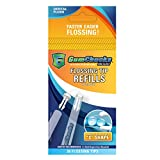 Gumchucks Adult Pro Floss Loose Flossing Tips Refills (Pack of 36)