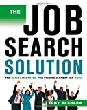 The Job Search Solution, Tony Beshara, 0814473326