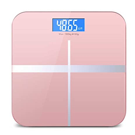 Chargeable Electronic Scales Weighing Scale Home Human Body Precision Bathroom  Scales
