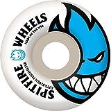 Spitfire Bighead 57mm White W Lt.blue Skate Wheels