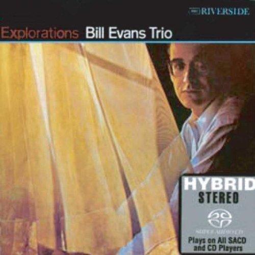 SACD : Bill Evans Trio - Explorations (Hybrid SACD)