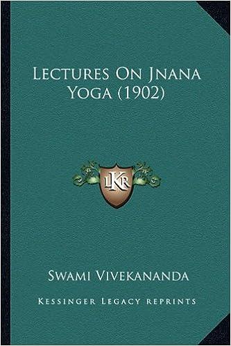 Amazon.com: Lectures On Jnana Yoga (1902) (9781166319649 ...