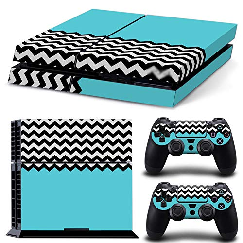 Jangona Dustproof Decals Sticker Skin Set for Playstation 4 PS4 - Design Sticker Protective Cool Cover