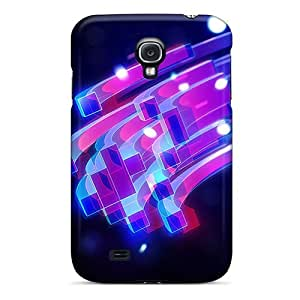 Fashion Tpu Case For Galaxy S4- Colorfull Defender Case Cover