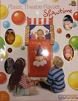 Marionetas El LoboAmazon Juegos Teatro esJuguetes 3 Y Los Cerditos xohQCtsBrd