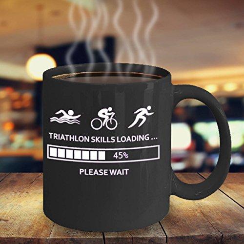 SAYOMEN - Triathlon Coffee Mug - Triathlete Mug, MUG - Uk Triathlon Shop