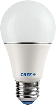 4-Pack Cree 40W Equivalent Soft White LED Light Bulb