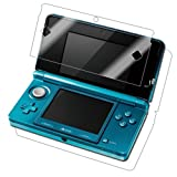 Nintendo 3DS Screen Protector, IQ Shield? LiQuidSkin Full Coverage Screen Protector for Nintendo 3DS HD Clear Anti-Bubble Film - with Lifetime Warranty by IQShield