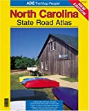 North Carolina State Road Atlas, ADC, the Map People Staff, 0875301983