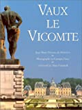 img - for Vaux le Vicomte (anglais) book / textbook / text book