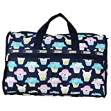LeSportsac Large Weekender Handbag (Babycakes Blue)