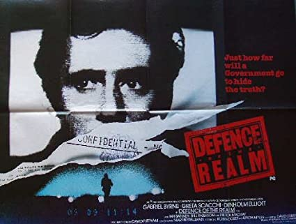 Defence of the Realm Movie Poster: Amazon.co.uk: Kitchen & Home
