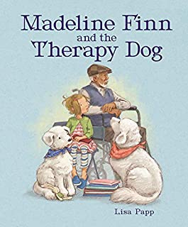 Book Cover: Madeline Finn and the Therapy Dog