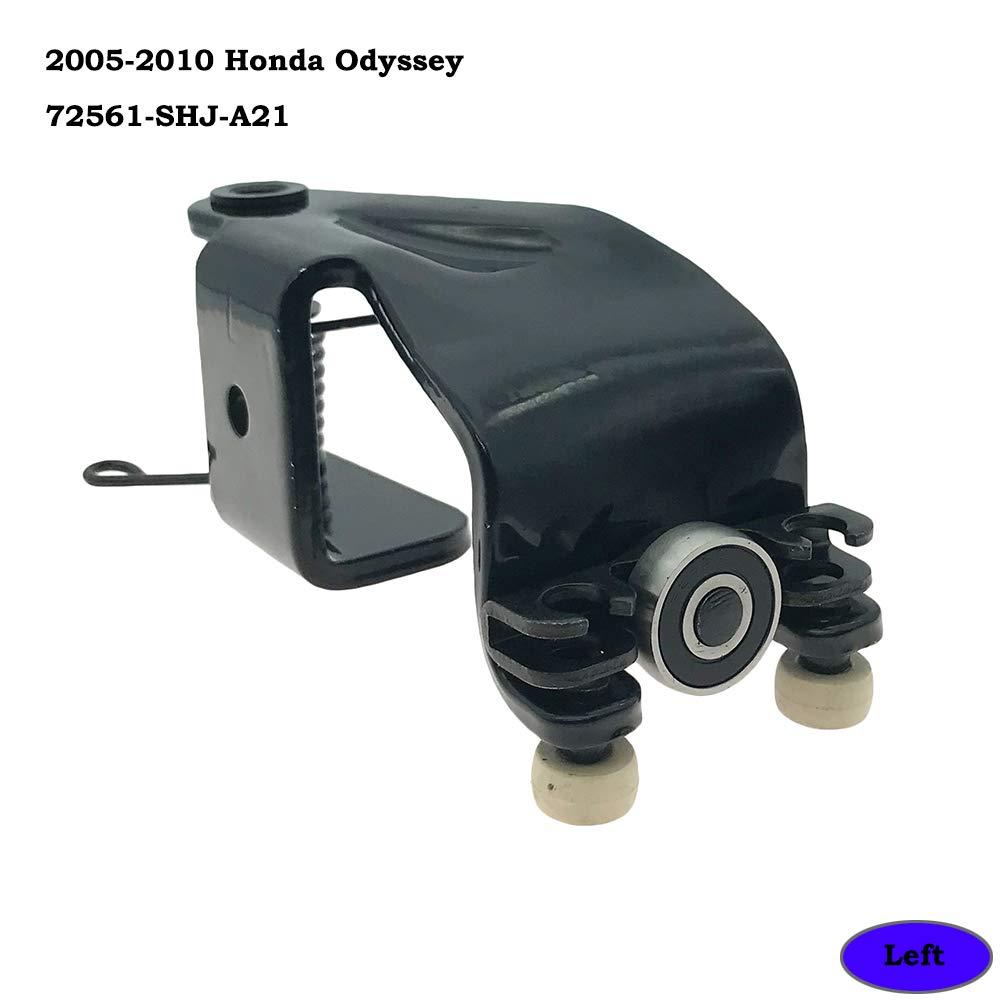 Rear Driver Side EX-L replaces 924-128,72561SHJA21 Left Side Sliding Door Roller Assembly 72561-SHJ-A21 Fits 2005-2010 Honda Odyssey EX