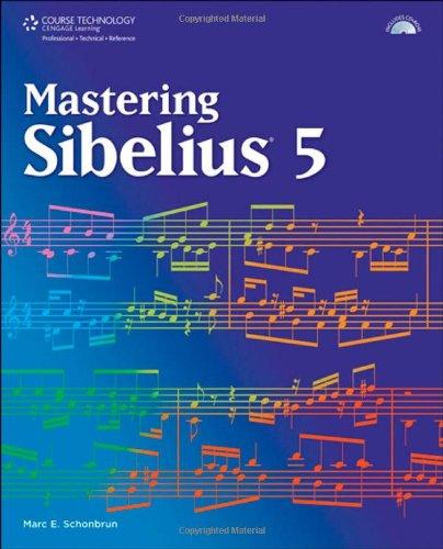 Read Online Mastering Sibelius pdf epub