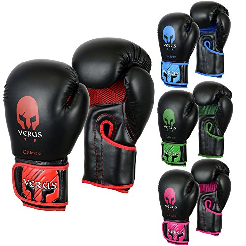 VERUS Boxing Training Gloves Gel Sparring MMA Muay Thai Bag Mitts Kickboxing UFC Cage Fighting – DiZiSports Store