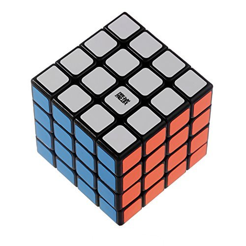 MoYu AoSu 4X4X4 Speed Magic Cube Smooth Turning Fast 3D Puzzles Classic Toys Learning Education for Adults or Kids