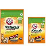 Arm & Hammer Naturals Multi-Cat Litter, 18 Lbs (2)