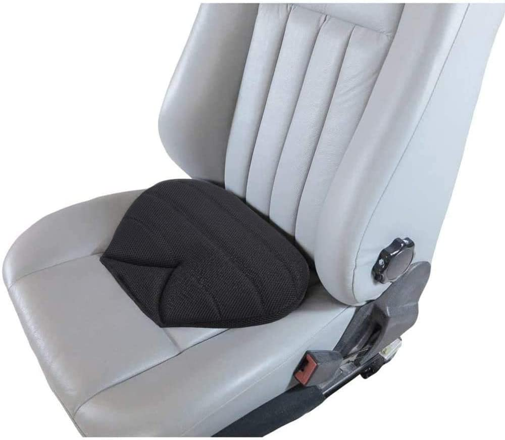 Big Ant Car Seat Pad Office Chairs Home and Wheelchair Chair Seat Cushions Lower Back Seat Pad Protect Coccyx Hip Fit for All Cars Soft Foam Car Seat Cushion Orthopedic Seat Cushions
