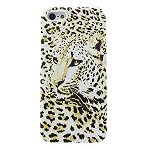 QHY Leopard Pattern Hard Case for iPhone 5/5S