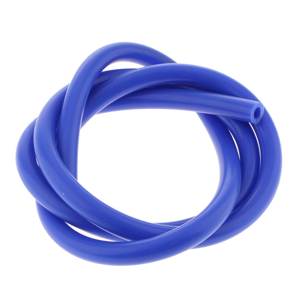 5FT X 8MM 1.5M - Blue 5//16inch F Fityle High Temperature 5ft Length Silicone Vacuum Tubing Hose