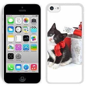 Cute Present Kitten (2) Durable High Quality iPhone 5C Phone Case