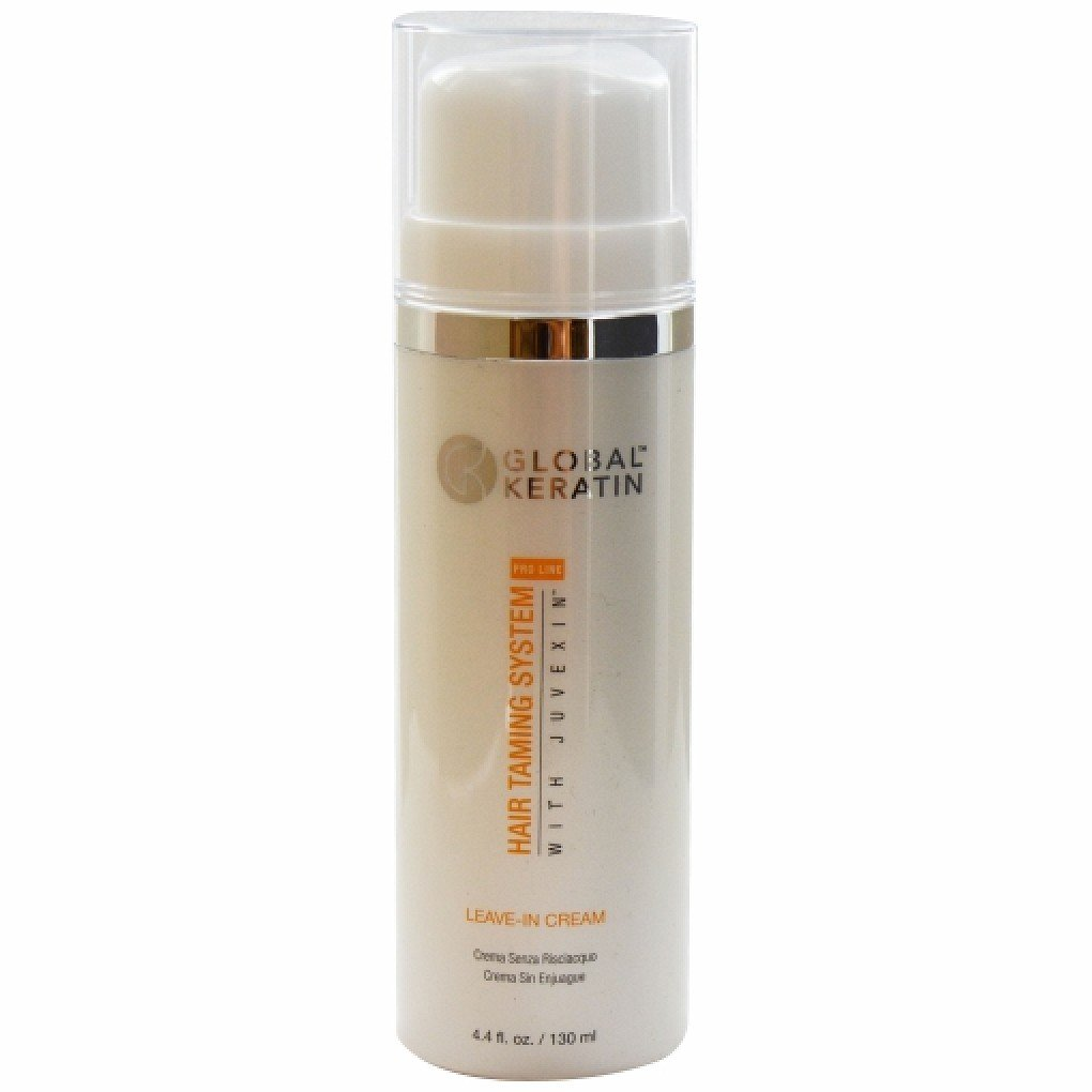 Global Keratin by Global Keratin LEAVE IN CONDITIONING CREAM 4.4OZ