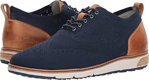 Jambu Mens Franklin Navy Oxford - 11