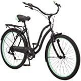 """Sporting Goods Garden Outdoor Living Cycling Equipment 26"""" Women's Fairhaven Cruiser Bike, Bicycles Black By Dreamsales"""