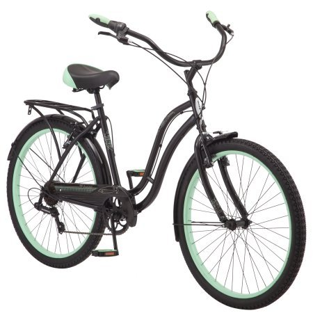 "Sporting Goods Garden Outdoor Living Cycling Equipment 26"" Women's Fairhaven Cruiser Bike, Bicycles Black By Dreamsales from Sporting Goods"