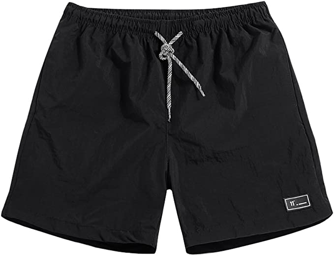 Men/'s Shorts Trousers Shorts Polyester Trousers Elastic waist Comfortable
