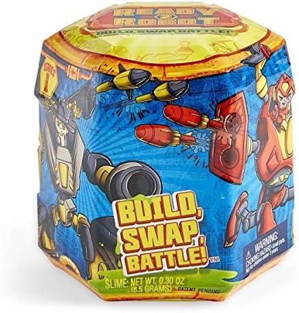 Ready 2 Robot Blind Surprise Toy NEW Singles Series 1 Build Swap Battle