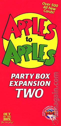 Apples to Apples Party Box Expansion 2 by Out of the Box