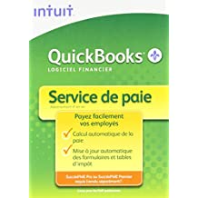 QuickBooks Succespme Service De Paie 2010 (vf - French software) [Old Version]